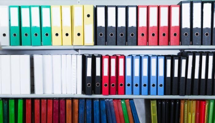 Documenti conservati in azienda
